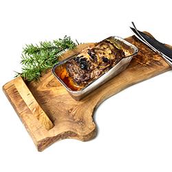 Pieczeń rzymska z jelenia - ok. 700 g