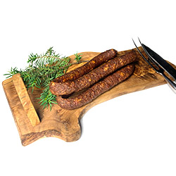 Deer sausage - 300 g