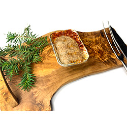 Pate of three types of game meat - 300 g