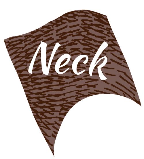 wild boar neck