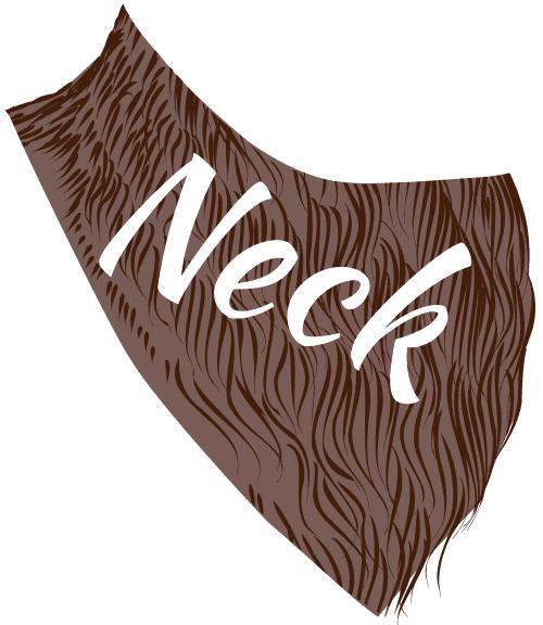 deer neck