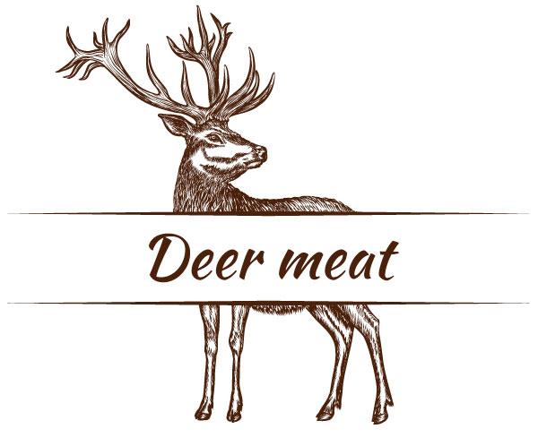 Mięso z jelenia