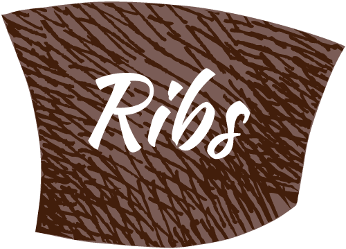 wild boar ribs