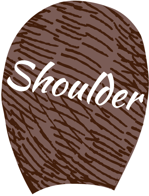 wild boar shoulder
