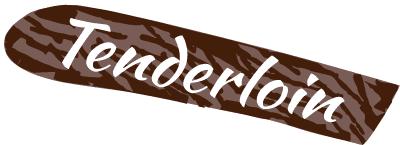 wild boar tenderloin
