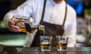 Urozmaicona karta alkoholi