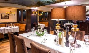 Sala główna restauracyjna