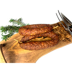 Juniper sausage - 300 g