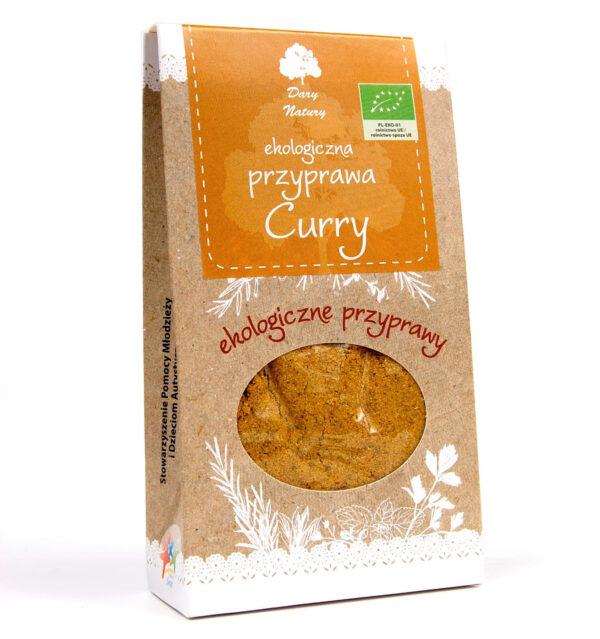 Curry BIO Dary Natury