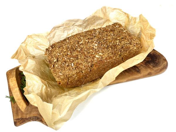 Chleb domowy wegański