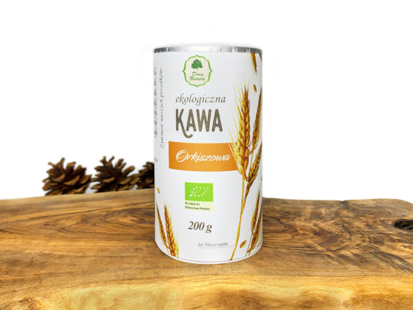 Kawa Orkiszowa BIO - 200 g