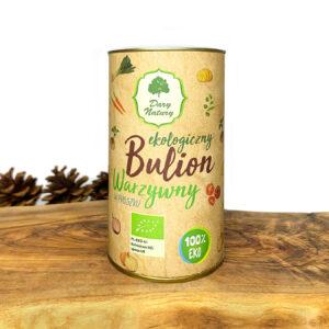 Eko bulion warzywny w proszku