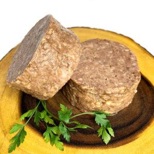 Szynka parzona z wołowiny
