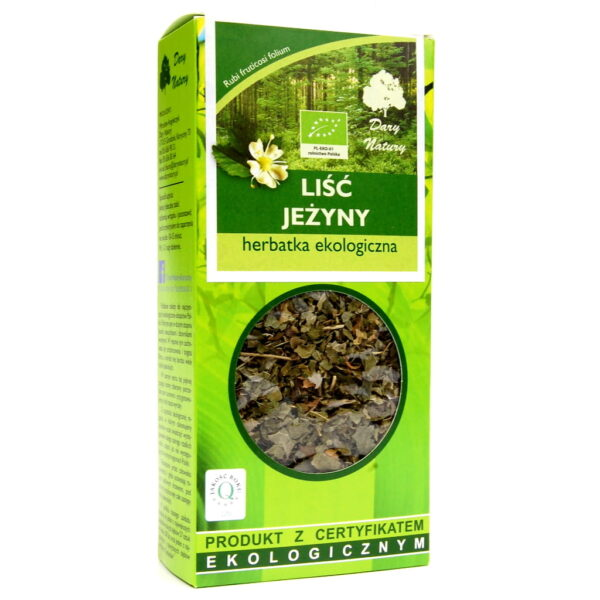 Liść Jeżyny - 25 g