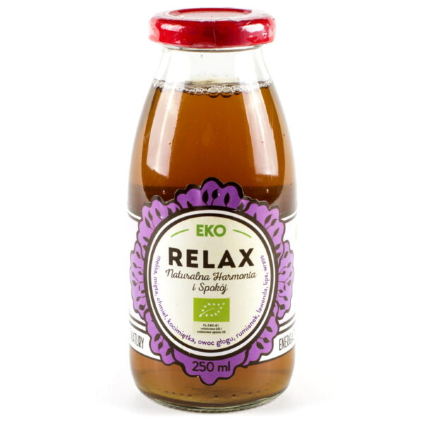 Napój Relax