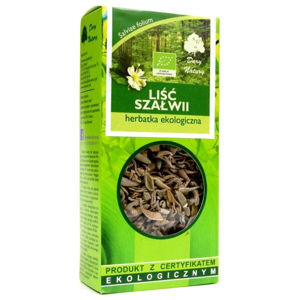 Liść szałwii - 25 g
