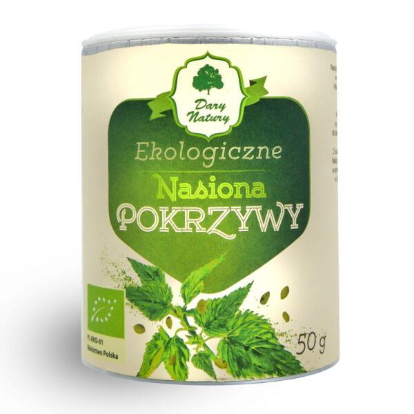 Nasiona Pokrzywy - 50 g