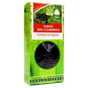 Owoc Bzu Czarnego - 100 g