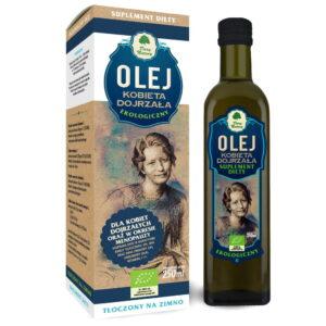 Olej dla kobiet dojrzałych - 250 ml