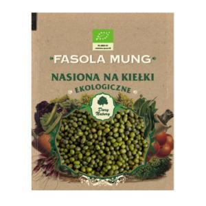 Fasola mung - nasiona na kiełki
