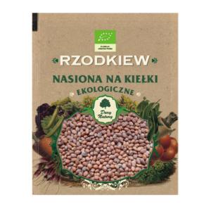 Rzodkiew - nasiona na kiełki