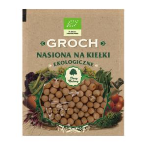 Groch - nasiona na kiełki