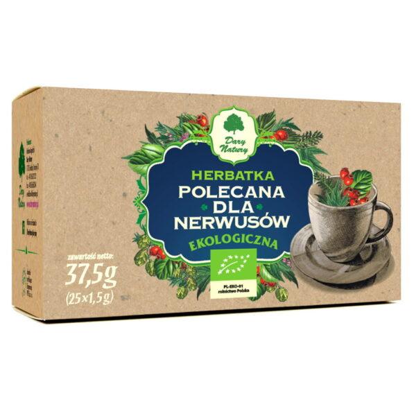 Herbatka dla nerwusów - 25 x 1,5 g