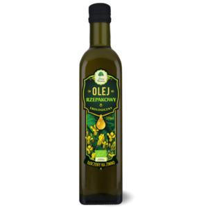 Olej Rzepakowy - 500 ml