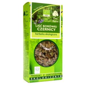 Liść Borówki Czernicy - 25 g