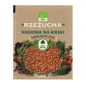 Rzeżucha - nasiona na kiełki