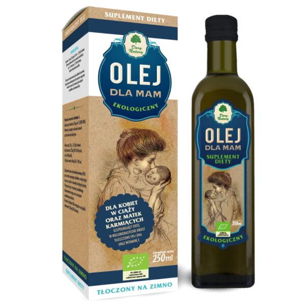 Olej dla Mam - 250 ml