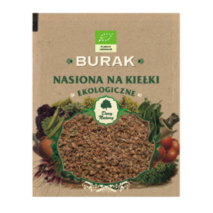 Burak - nasiona na kiełki