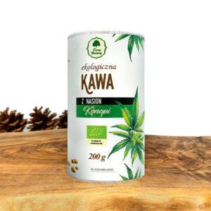 Kawa z Nasion Konopi - 200 g