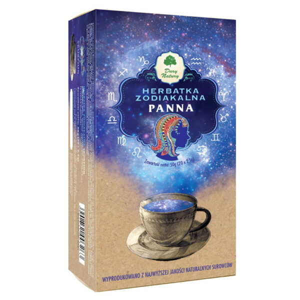 Panna – herbatka zodiakalna - 50 g (20×2,5 g)