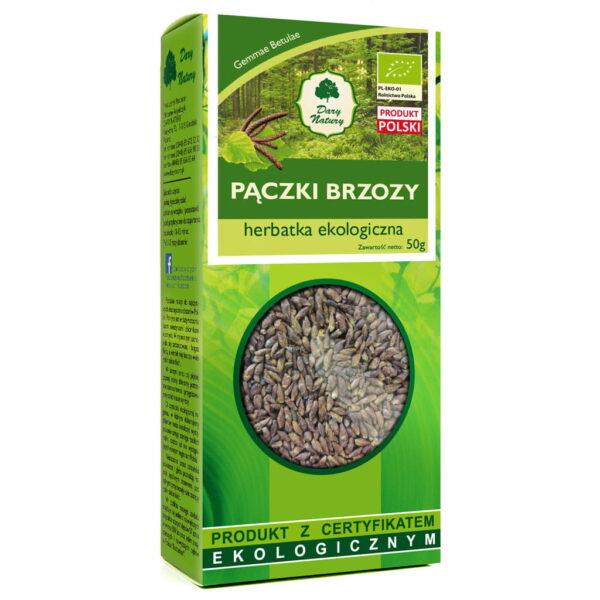 Pączki Brzozy - 50 g