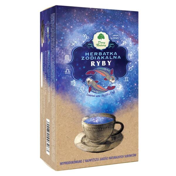 Ryby – herbatka zodiakalna - 50 g (20×2,5 g)