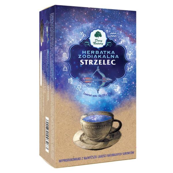 Strzelec – herbatka zodiakalna - 50 g (20×2,5 g)