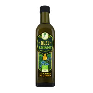 Olej Lniany - 100 ml