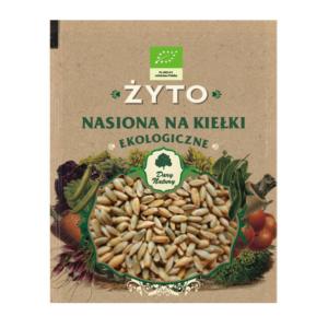 Żyto - nasiona na kiełki