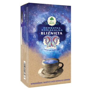 Bliźnięta – herbatka zodiakalna - 50 g (20×2,5 g)