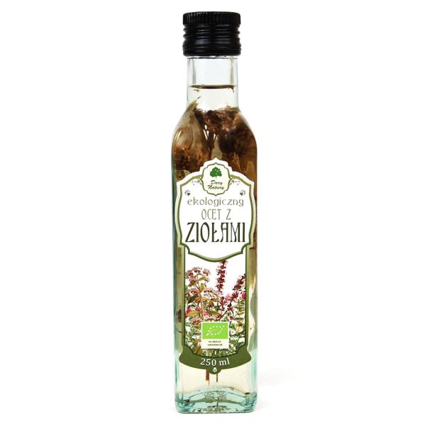 Ocet z ziołami - 250 ml