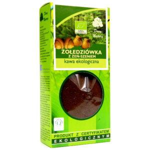 Kawa Żołędziówka z Żeń-Szeniem - 100 g