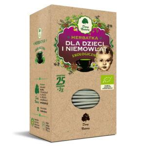 Herbatka dla dzieci i niemowląt - 25 x 2 g
