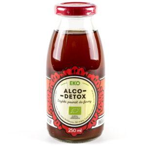 Napój alco-detox
