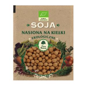 Soja - nasiona na kiełki