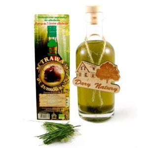 Żubrówka - zaprawka do alkoholu