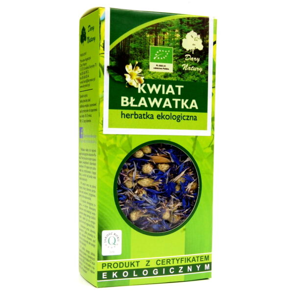 Kwiat Bławatka - 25 g