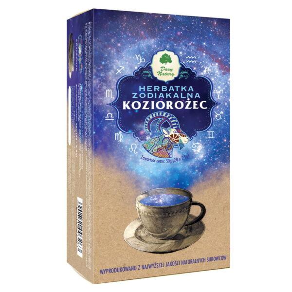 Koziorożec – herbatka zodiakalna - 50 g (20×2,5 g)
