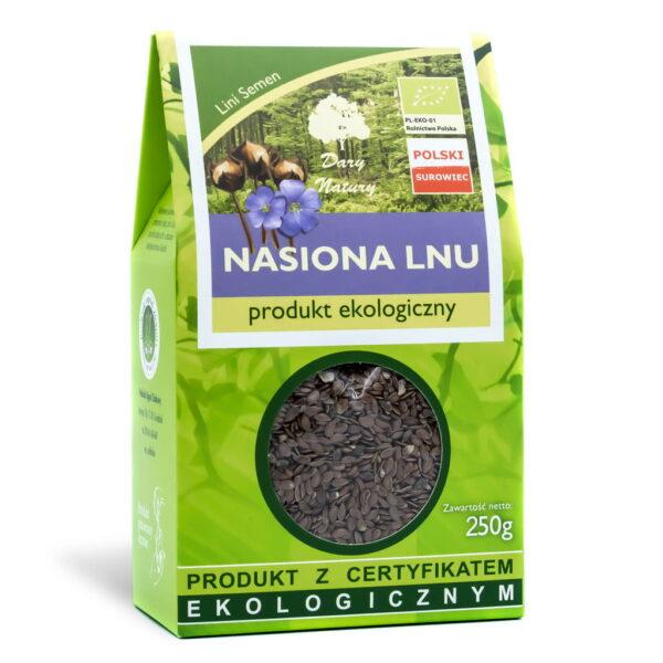 Nasiona Lnu - 250 g