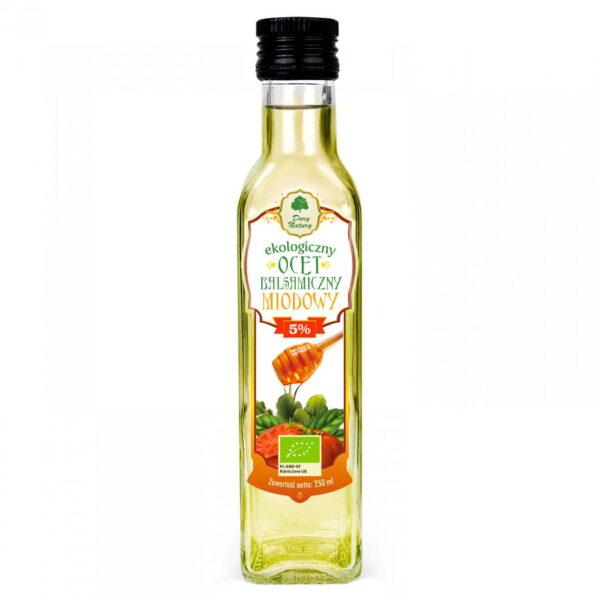 Ocet balsamiczny miodowy - 250 ml